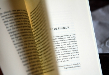 Métaphonies Essai sur la rumeur de Jean-Luc Evard