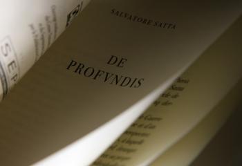 De Profundis de Salvatore Satta