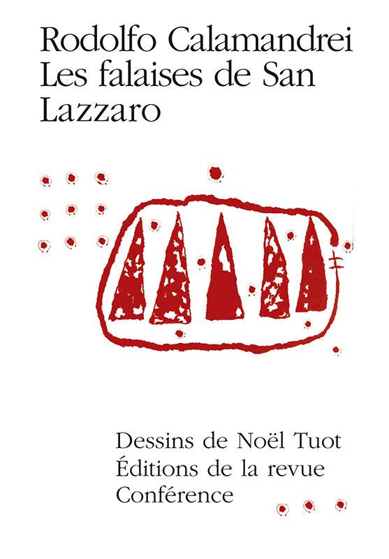 Les falaises de San Lazzaro