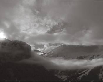 Val d'Hérens. Photographies de Claude Dourguin