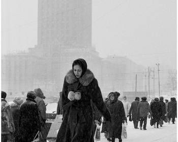 Russie, 1992. Photographies de Gilles Hutchinson