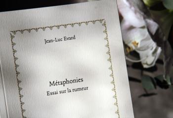 Métaphonies, Essai sur la rumeur de Jean-Luc Evard