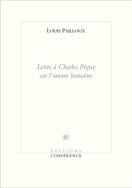 Lettre à Charles Péguy