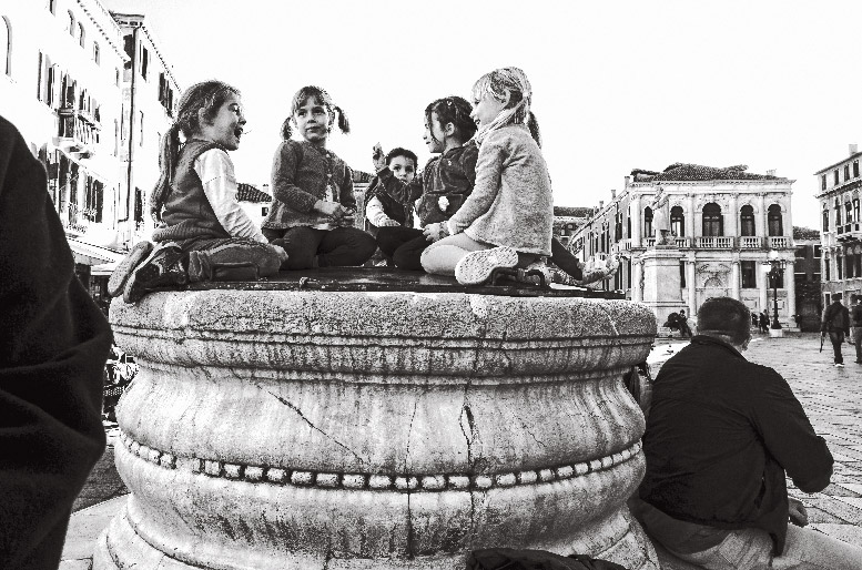 Robert Hofer, Venise  2015. Photographies